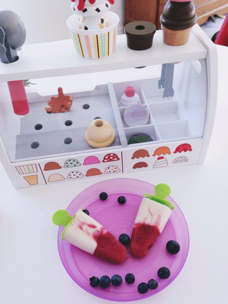 Eiscreme selber machen für Kinder